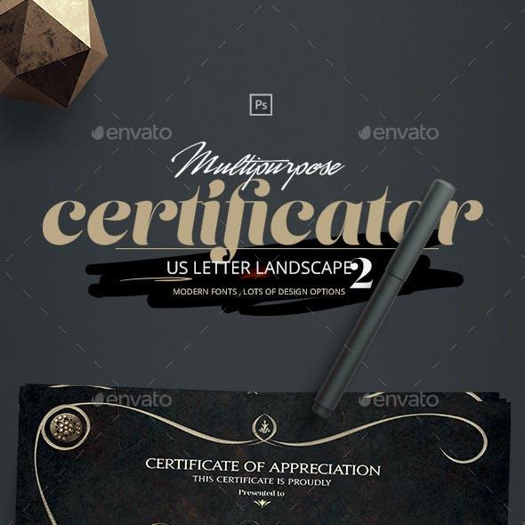 Certificator v.2