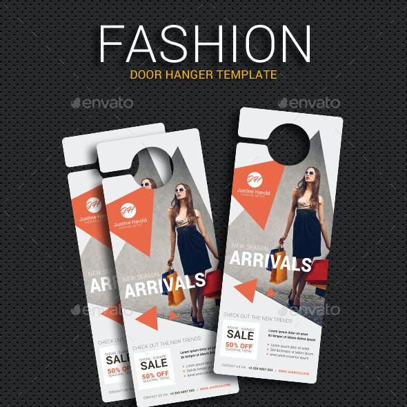 Fashion Door Hanger 3