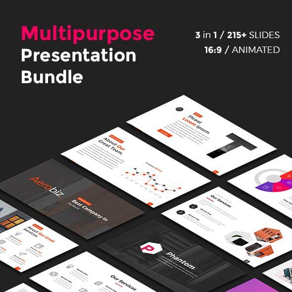 Multipurpose Keynote Bundle