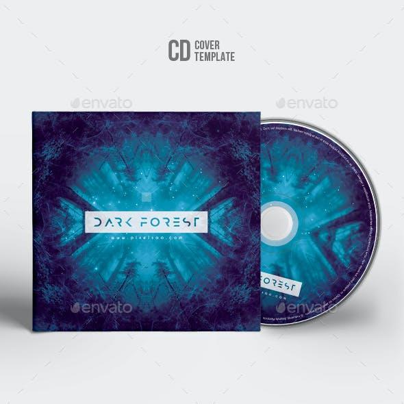 Dark Forest - CD Cover Artwork Template