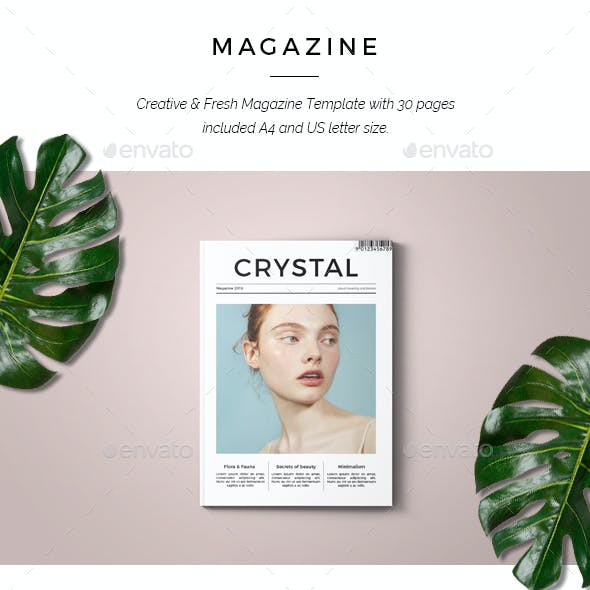 Crystal Magazine