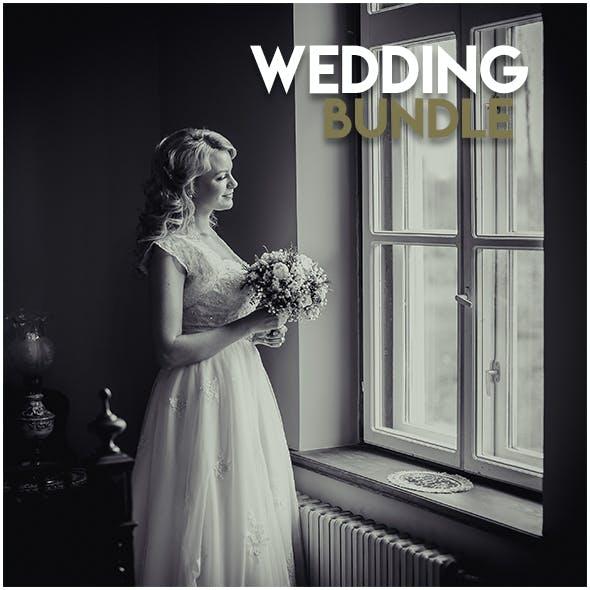 Wedding Bundle Lightroom Presets
