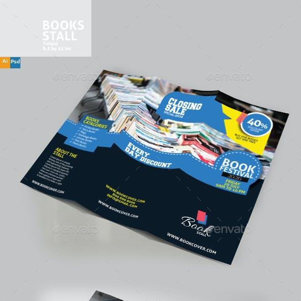 Book Stall Brochure