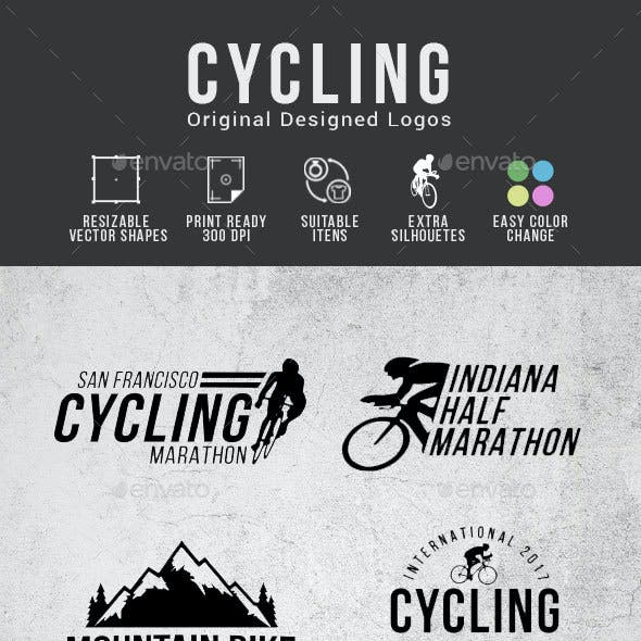 Cycling Logos & Badges
