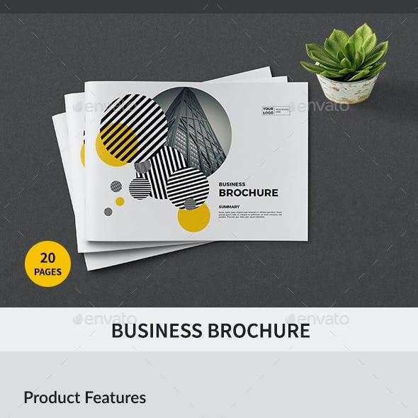 A5 Business Brochure