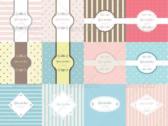 Invitation and Greeting Card Templates - Seasons/Holidays Conceptual