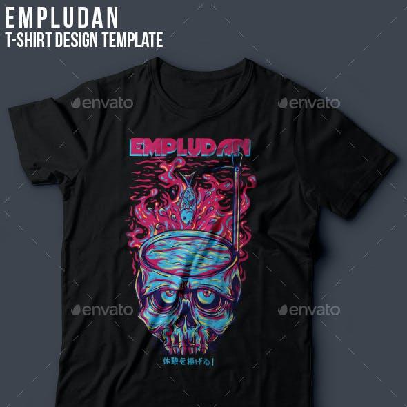 Empludan T-Shirt Design
