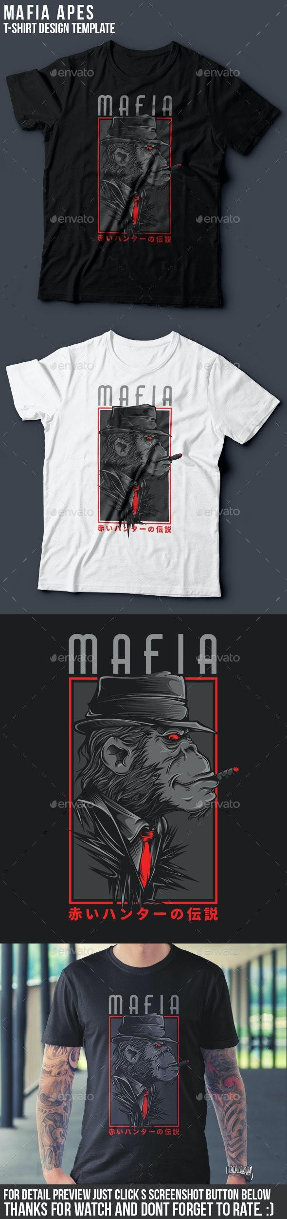 Mafia 2 T-Shirt Design - Funny Designs