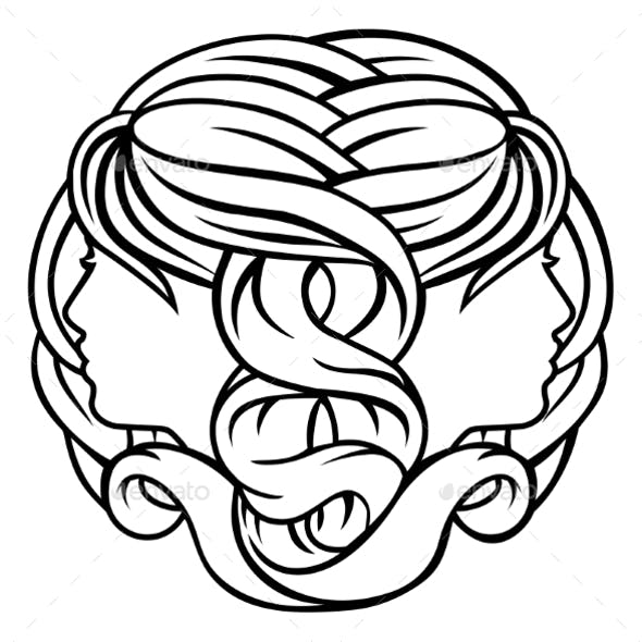 Gemini Twins Astrology Horoscope Zodiac Sign