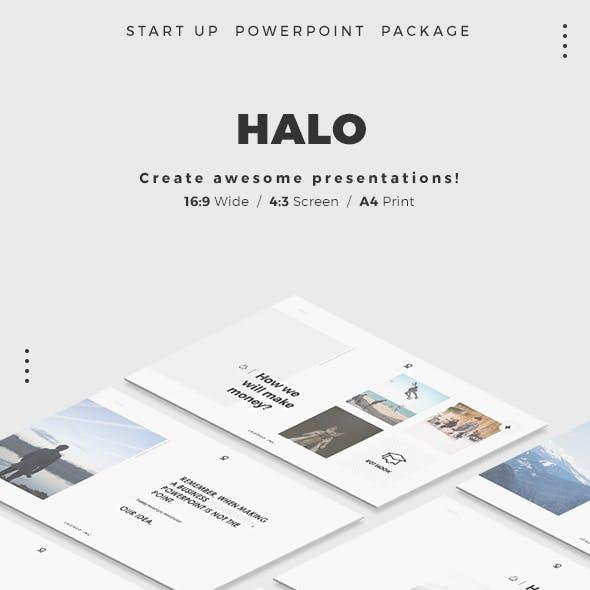 Halo Powerpoint