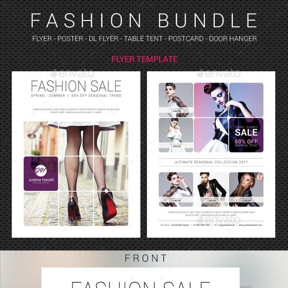 Fashion Templates Bundle 3