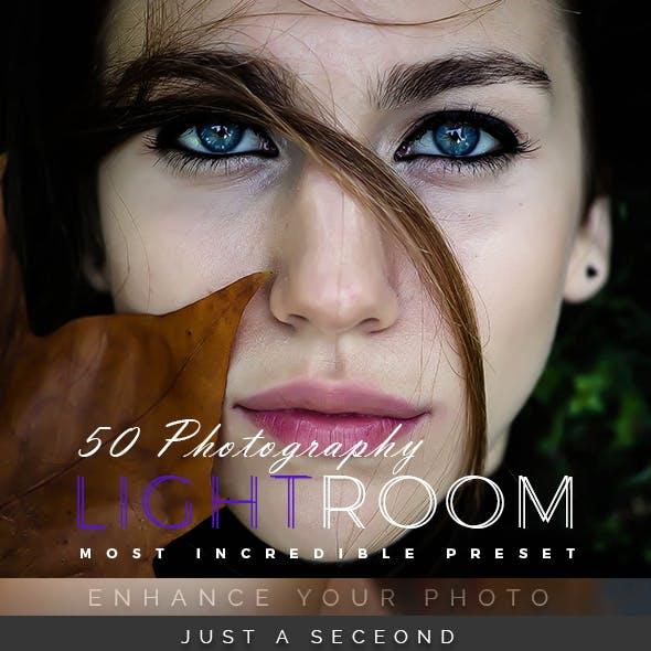 50 Photography LR Preset