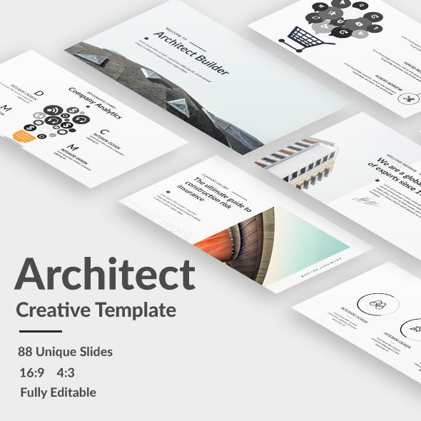 Architect Builder Keynote Template
