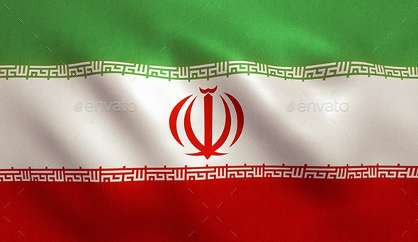 Iran Flag by somartin | GraphicRiver