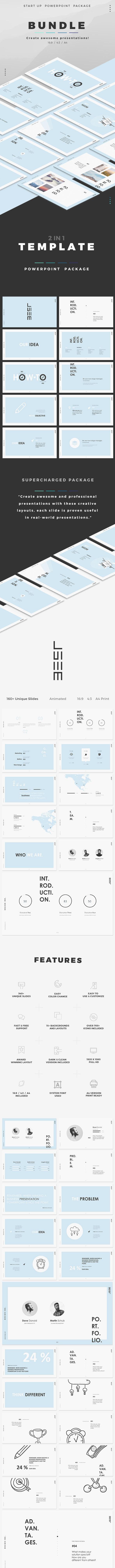 Design Bundle Powerpoint - PowerPoint Templates Presentation Templates