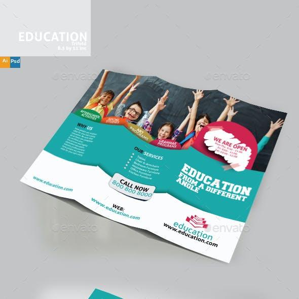 Education Three Fold