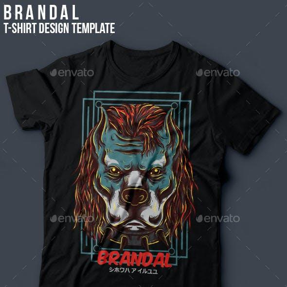 Brandal T-Shirt Design