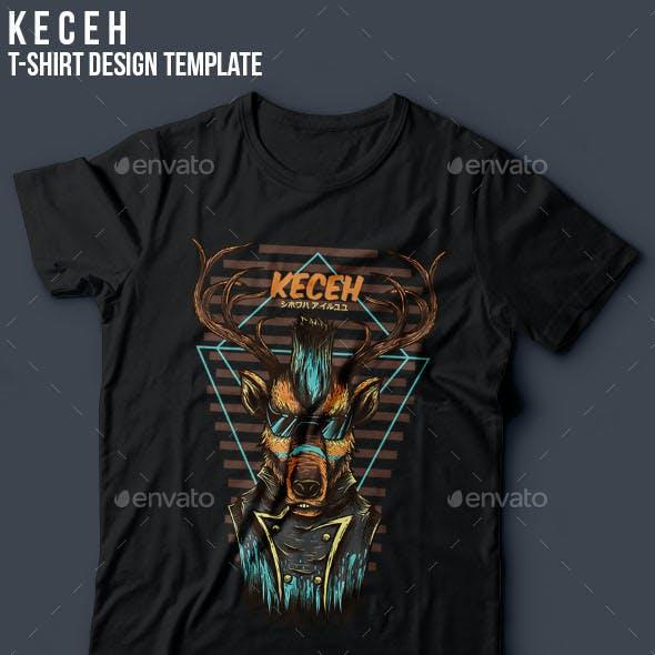 Keceh T-Shirt Design