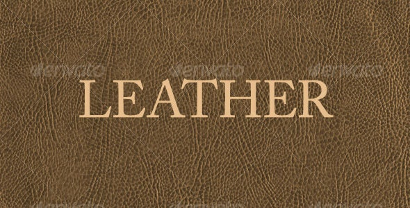 Leather Texture - Fabric Textures