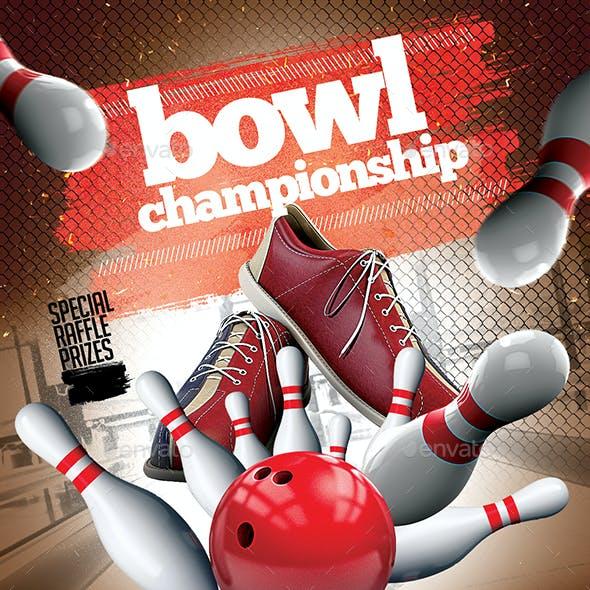 Bowl Championship Flyer