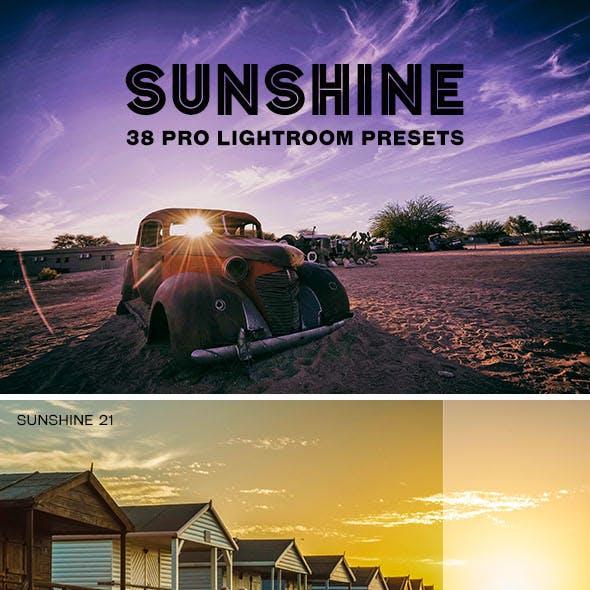 Sunshine Landview Lightroom Presets