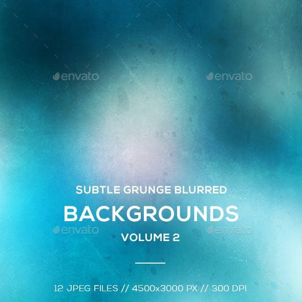 Subtle Grunge Backgrounds Volume 2