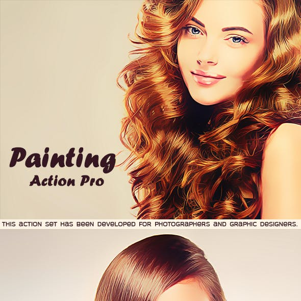 Free Photoshop Action Graphics, Designs & Templates