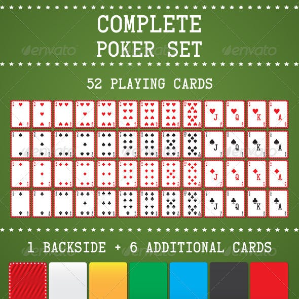 Complete Poker Set