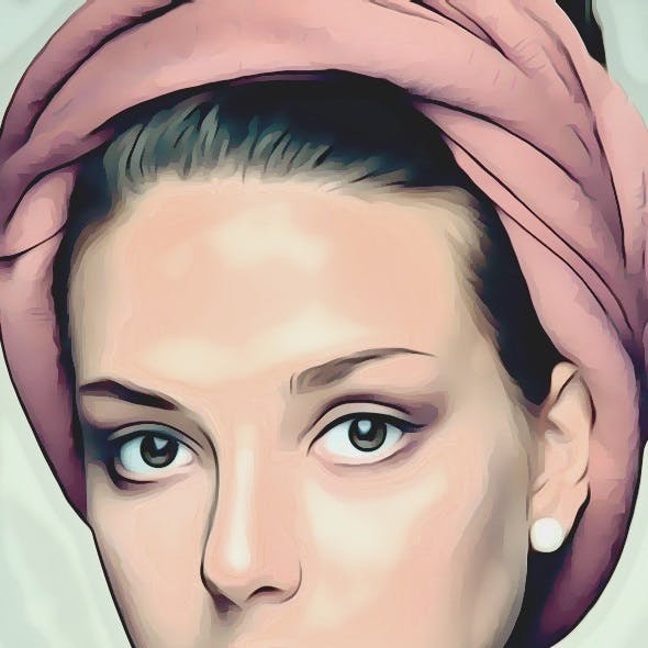 Glamour Painting