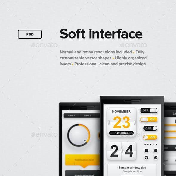 Soft Interface