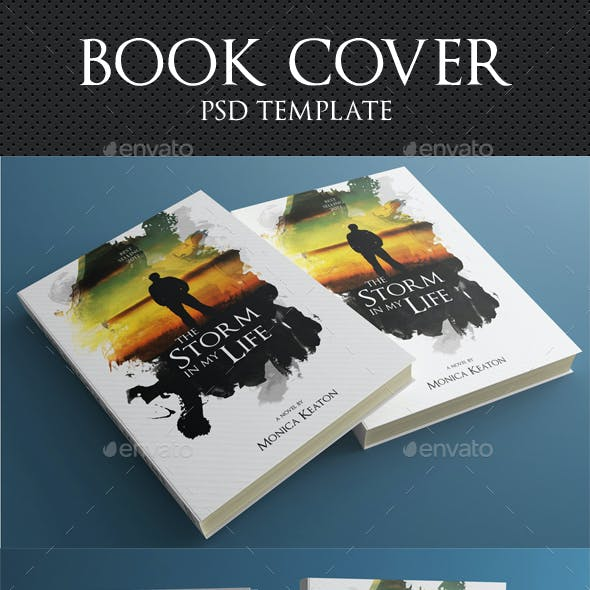 Book Cover Template 37