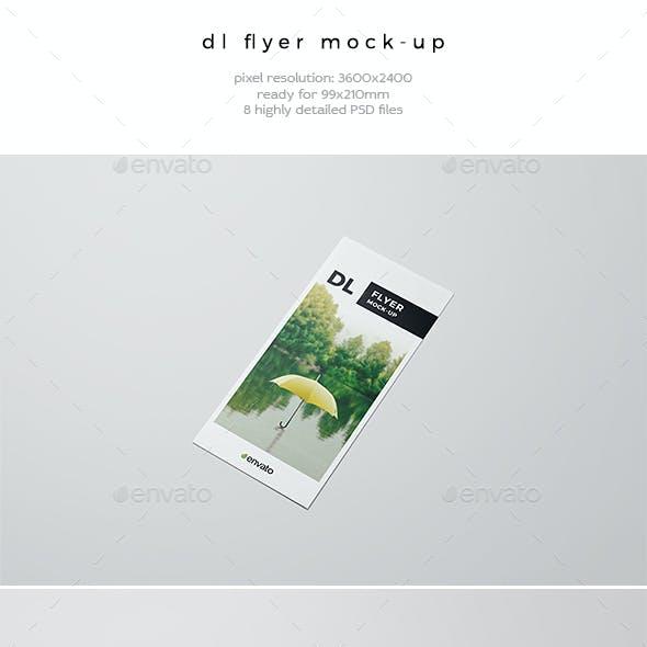 DL Flyer Mock-Up