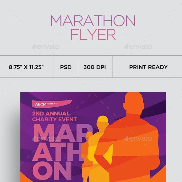 Marathon Flyer Vol1