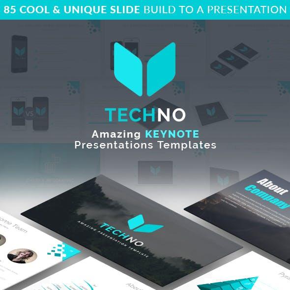Techno - Multipurpose Keynote Presentation Template