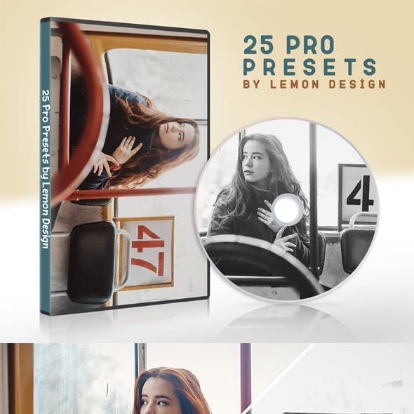 25 Pro Presets