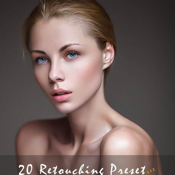 20 Retouching Preset