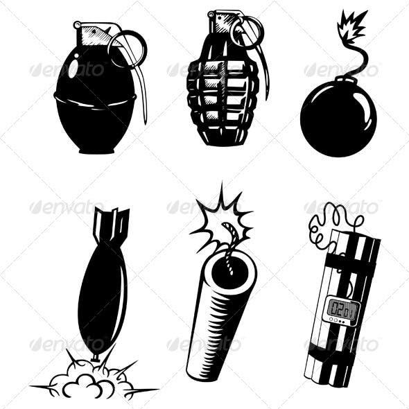 Explosive Weapons