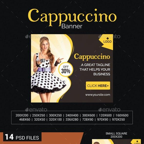 Cappuccino Banner