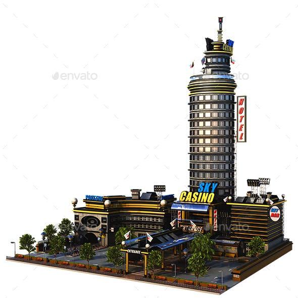 Sky Casino Building