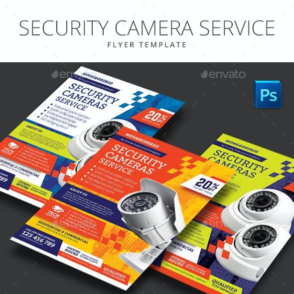 Security Camera Service