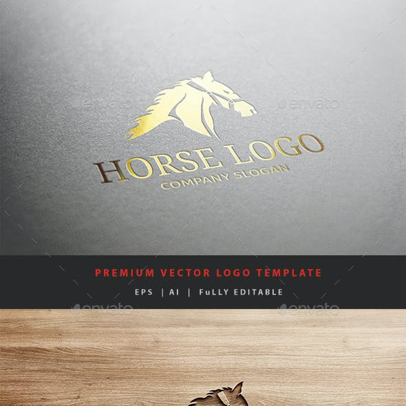 Horse Logo V.1