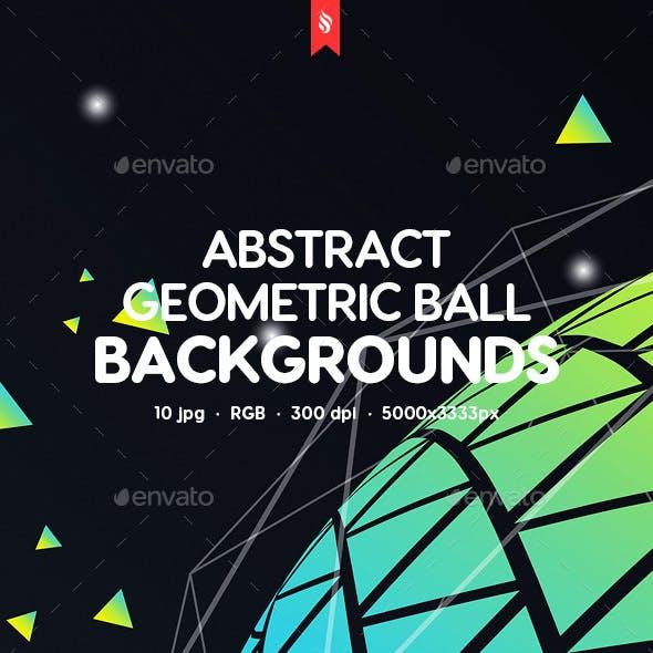 Geometric Ball Backgrounds