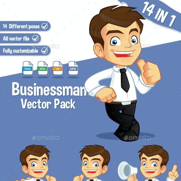Businessman Pack