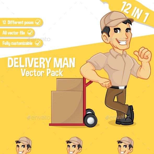 Delivery Man Pack