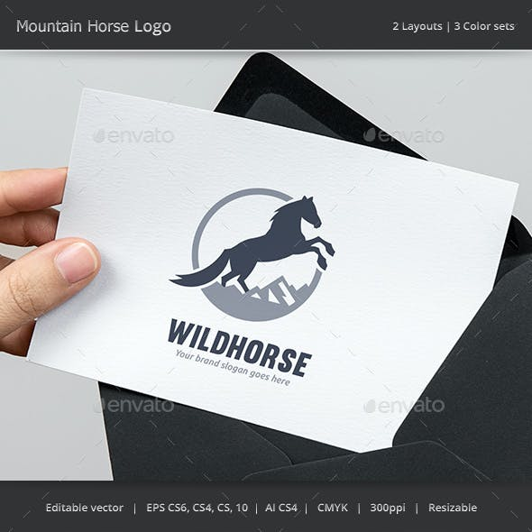 Mountain Horse Logo