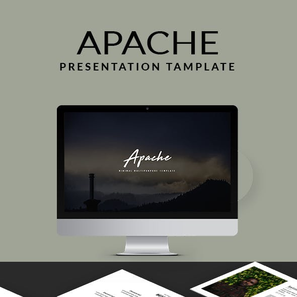 Apache Multipurpose Powerpoint Template