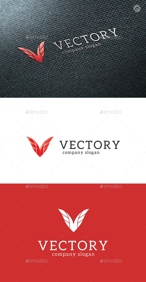 Vectory Logo - Letters Logo Templates