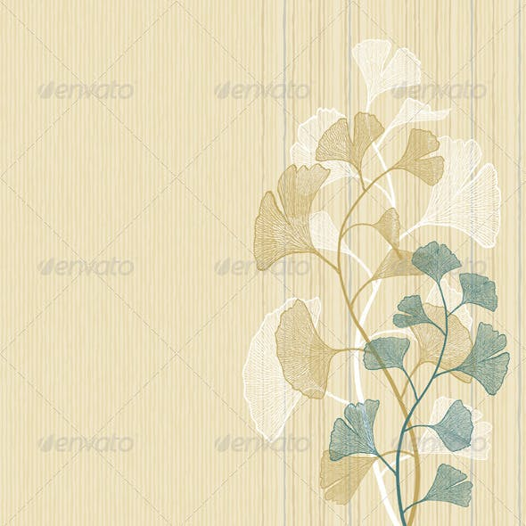Ginkgo Graphics Designs Templates From Graphicriver