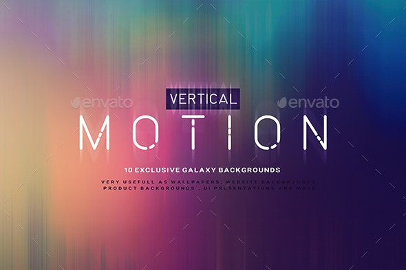 Abstract Vertical Motion Backgrounds - Abstract Backgrounds