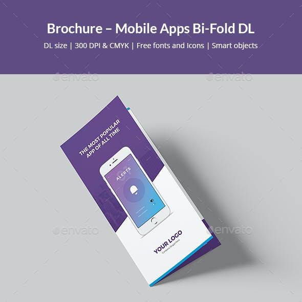Brochure – Mobile Apps Bi-Fold DL